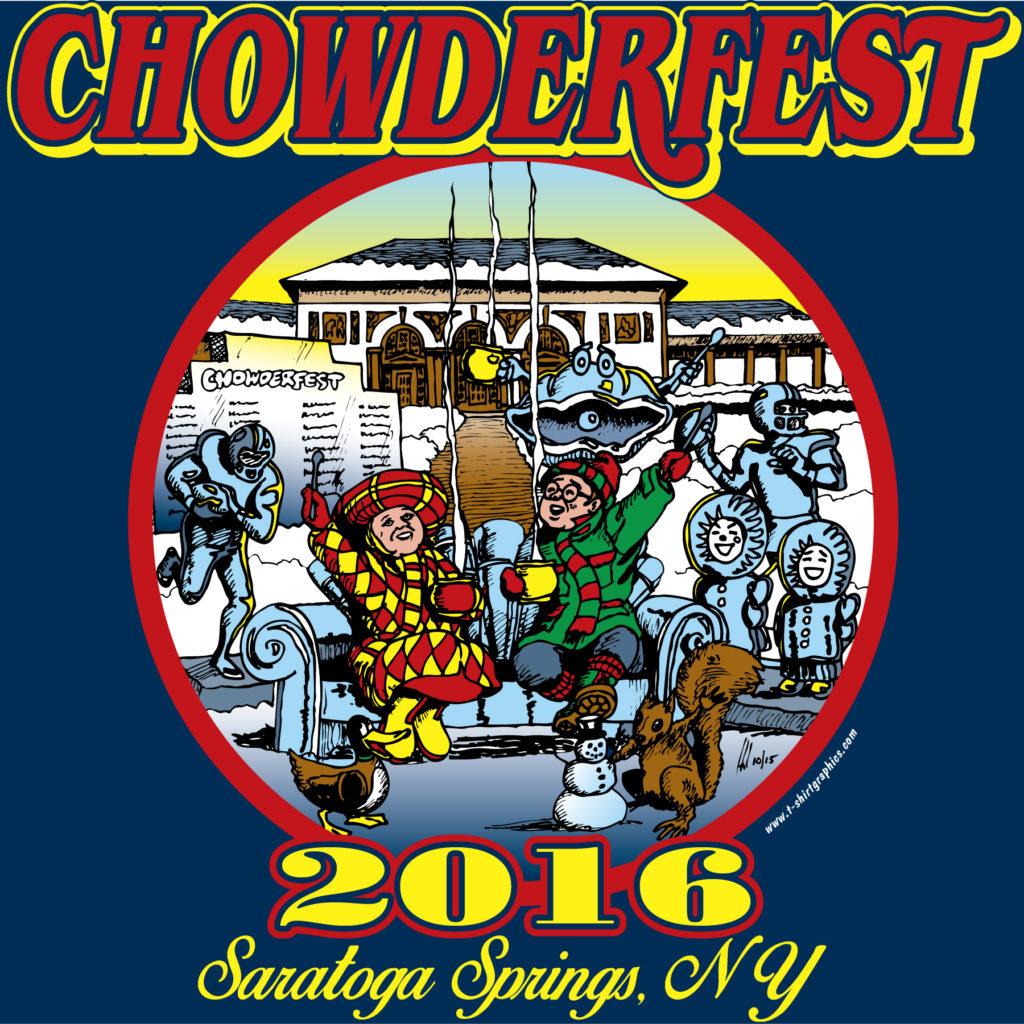 saratoga chowderfest 2016