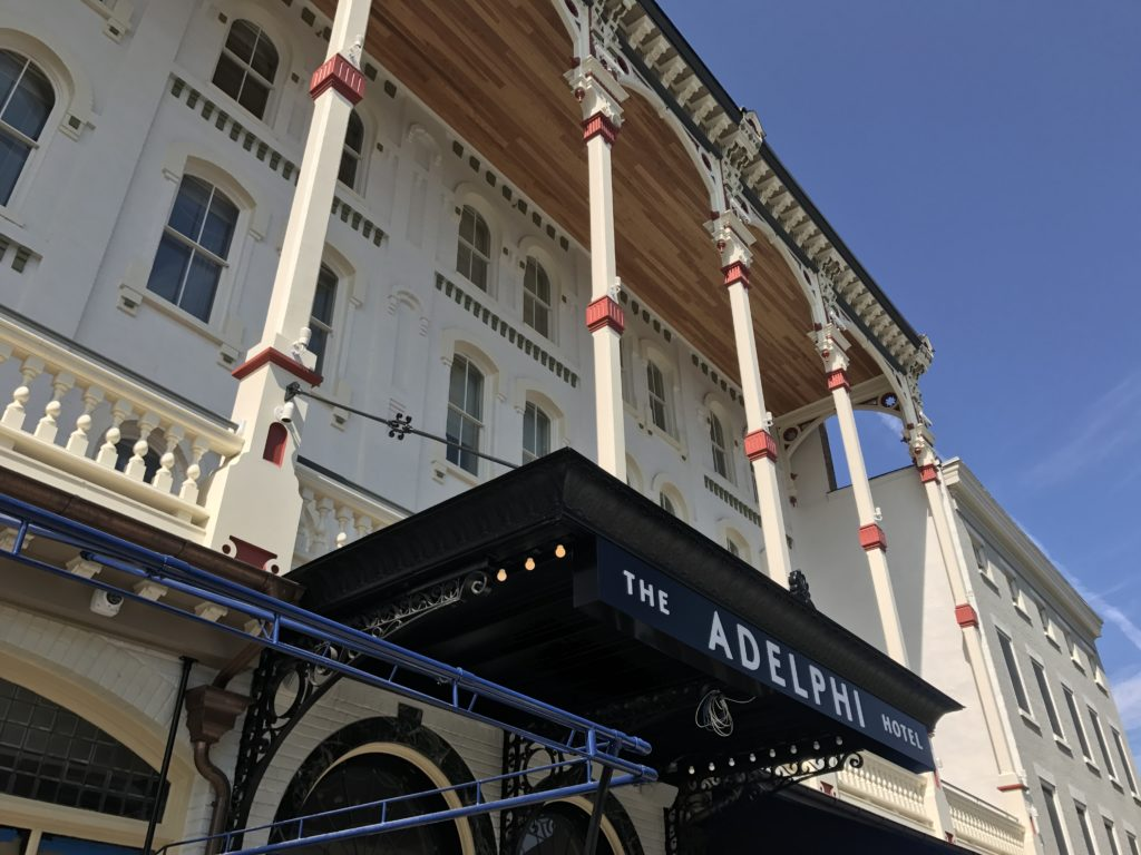 The Adelphi Hotel Saratoga Springs