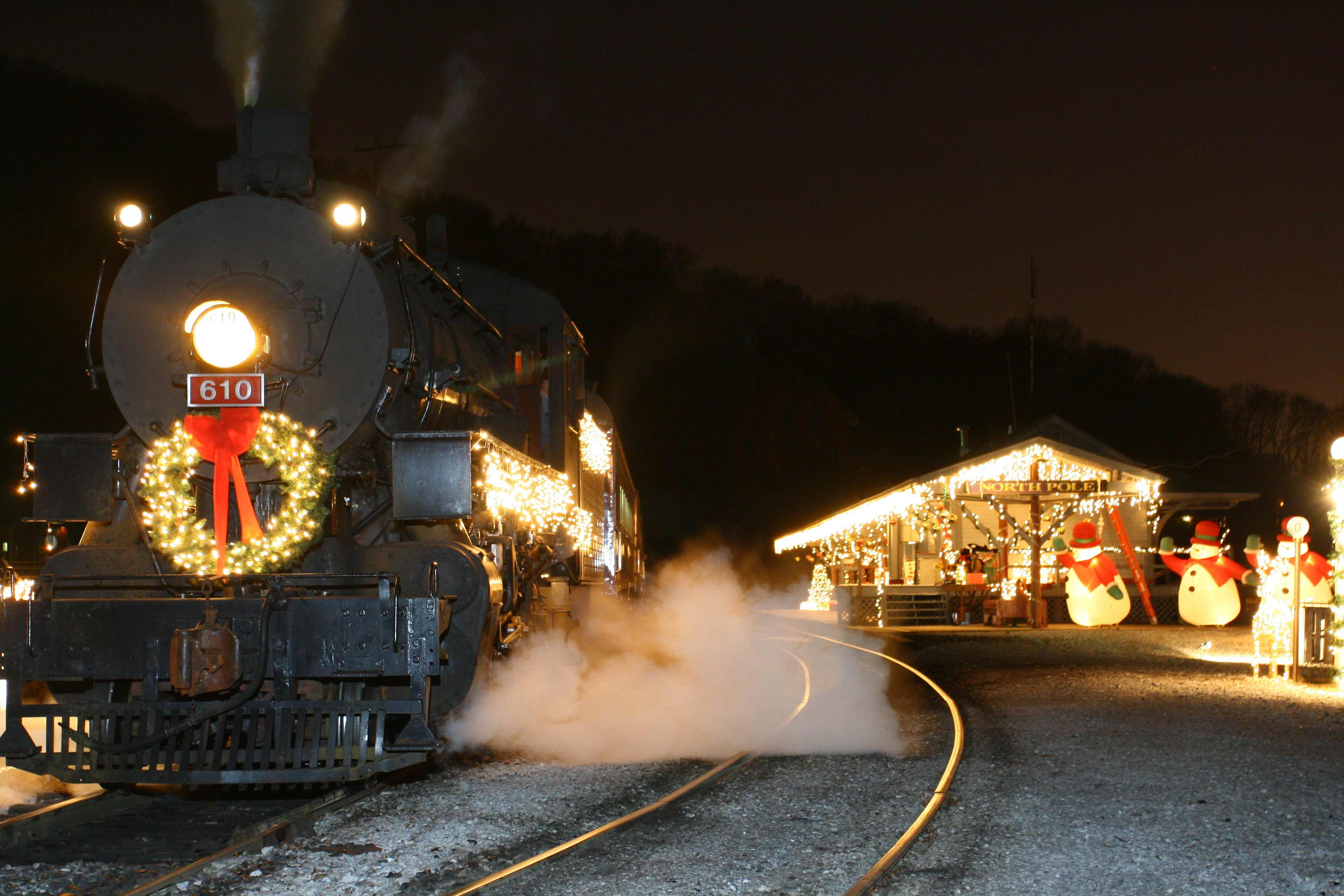 Christmas In Tennessee.Chattanooga S New Holiday Trail Of Lights