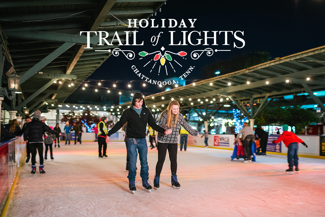 Camp Jordan Christmas Lights 2019 Chattanooga's New Holiday Trail of Lights