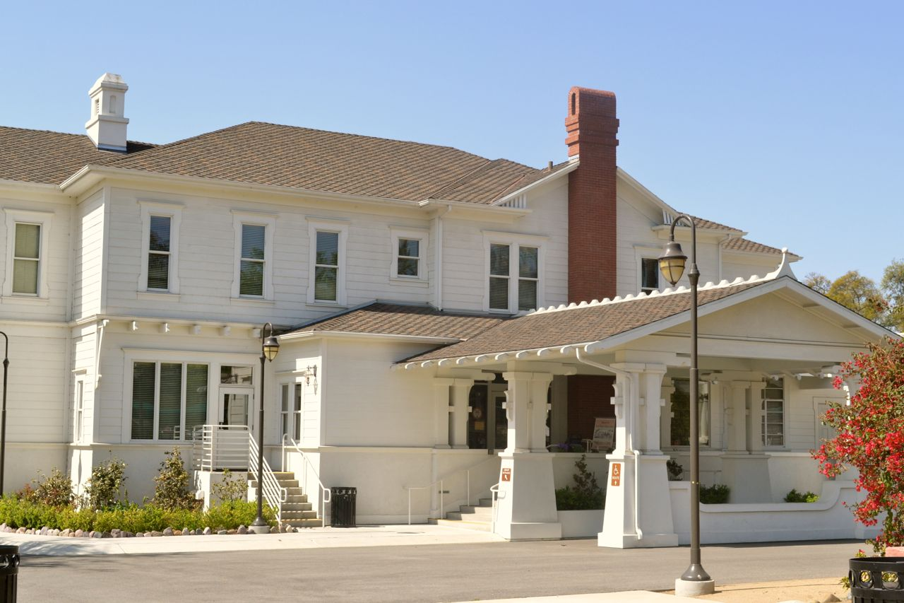 Irvine Ranch Historic Park Original Design