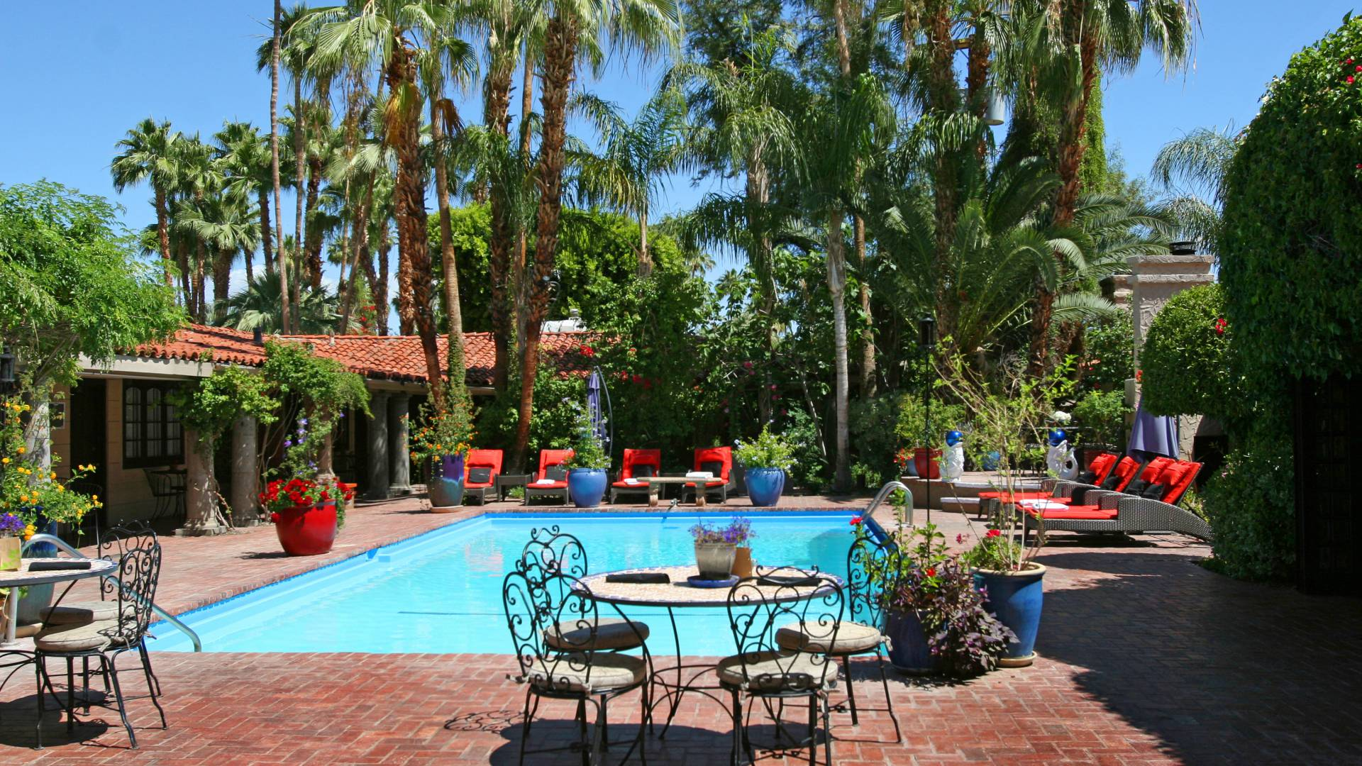 Boutique Hotels And Inns In Palm Springs Places To Stay