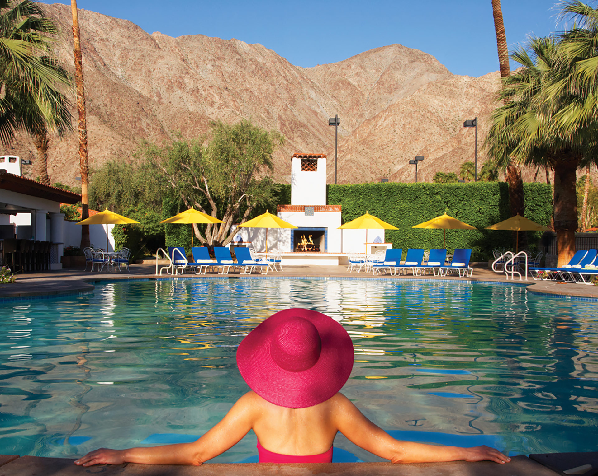 Palm Springs Resorts >> Greater Palm Springs Hotels And Resorts Places To Stay