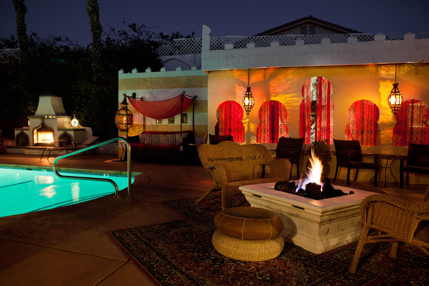 Hot Water' Guide to Desert Hot Springs: Hot Springs in Palm Springs