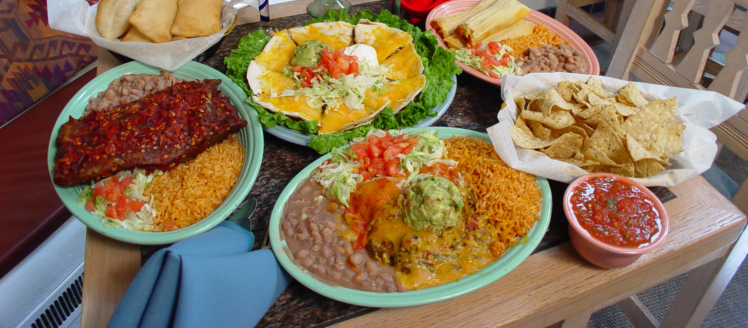 Almost Famous Chimichangas new mexican entrees - green chile sauce recipe | visit