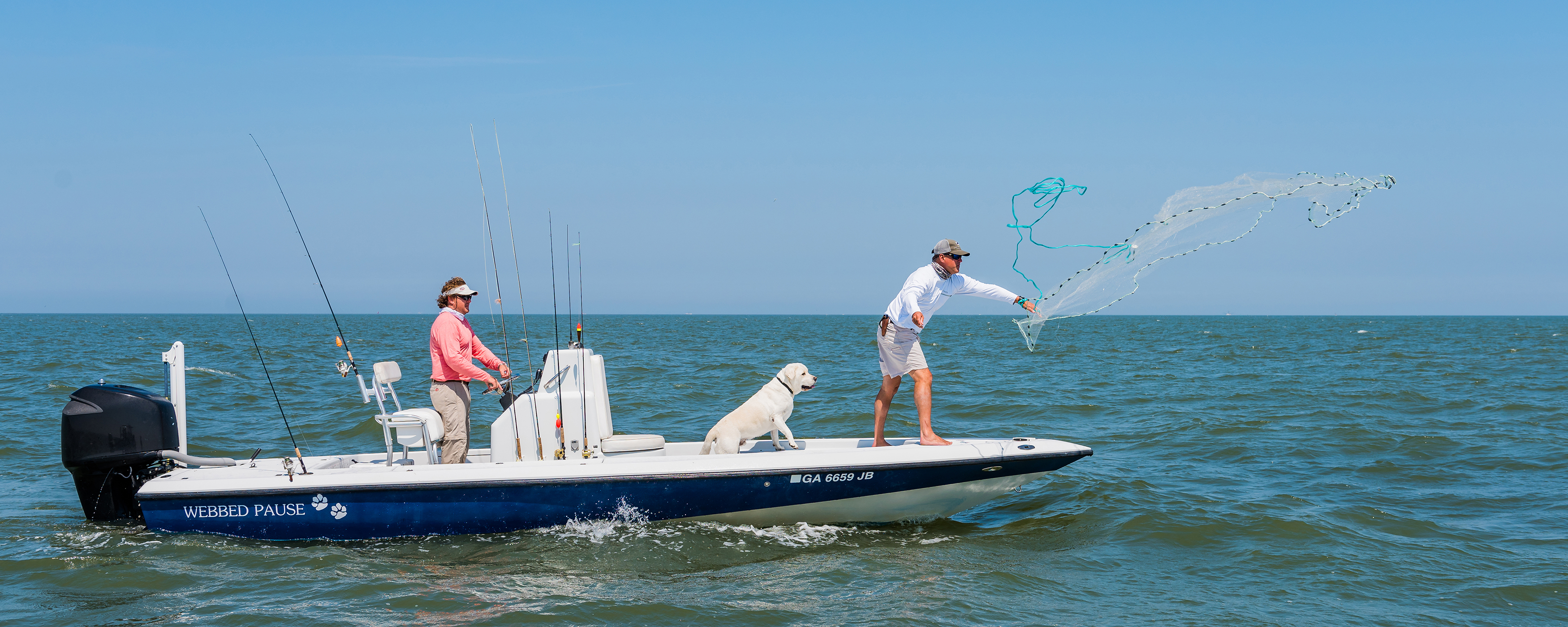 Golden Isles Fishing & Boating | Sailing, Cruises & Piers
