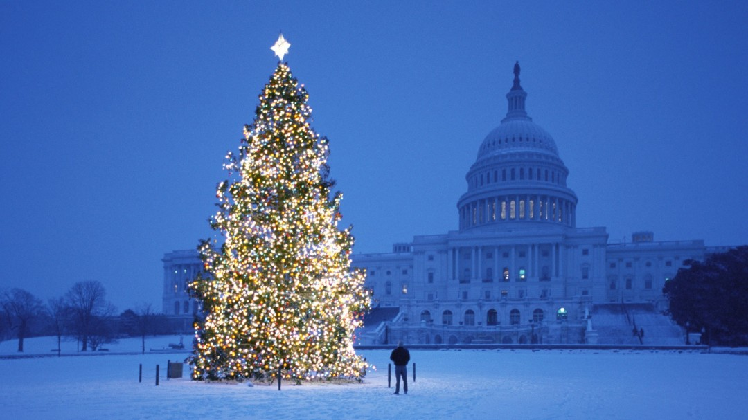 Washington Dc Christmas.Christmas Events In Washington Dc Holiday Events Fairfax