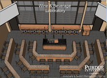 PUC Wine and Beverage Laboratory