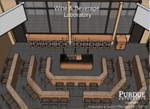 PUC Wine and Beverage Laboratory