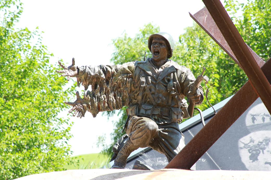 Community Veterans Memorial Munster