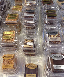 Fudge Assortment from Albanese