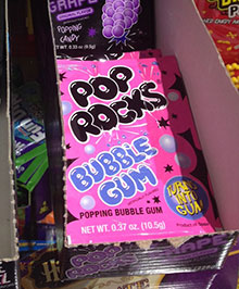 Pop Rocks from Albanese