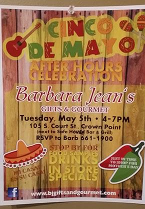 Barbara Jean's Cinco de Mayo