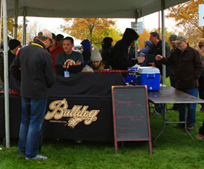 Munster Ale Fest - Bulldog Brewing