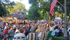 NW Indiana Symphony Outdoor Concert