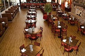 Farmhouse Restaurant dining room