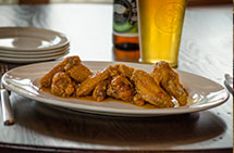 Farmhouse Restaurant chicken wings