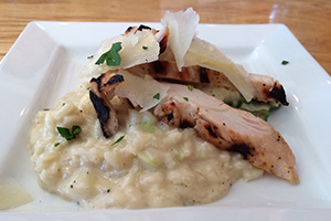 Figure 8 Chicken Risotto