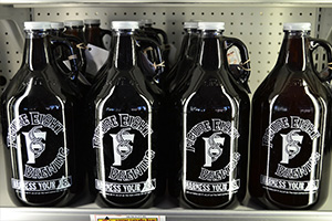 Figure 8 Growlers