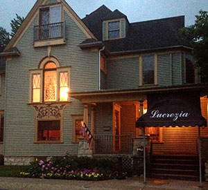 Exterior Lucrezia Ristorante Crown Point