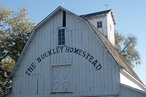 Buckley Homestead Lowell