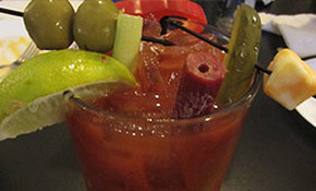 Bloody Mary, Safe House Bar and Grill