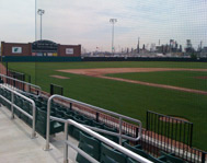 Tour of Whiting - Oil Stadium