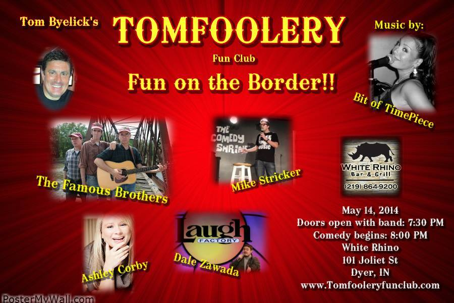 Tomfoolery May 14 - click for larger image