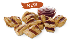 Boneless chicken breast nuggets from Chick-fil-A, Merrillville