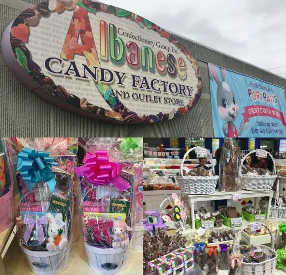 Spring Break Tilton Albanese Candy Factory
