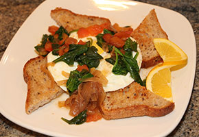Archie's Special from Third Coast Spice Café, Chesterton