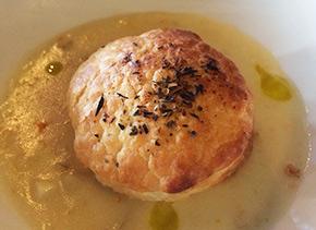 Potato Soup from Sage