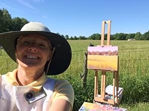 Simonne Roy's Artist Residency