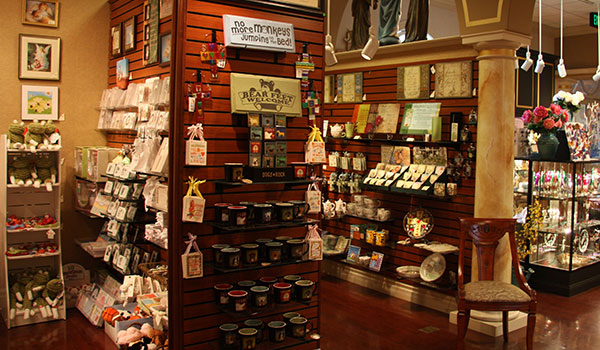 Shrine of Christ's Passion Gift Shoppe