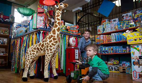 Toys in the Attic in Crown Point