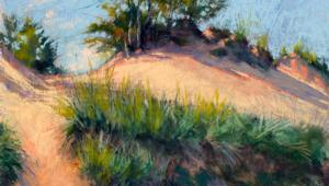 Depicting the Indiana Dunes
