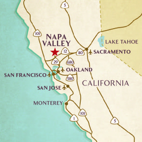 Getting To The Napa Valley Airports Transportation Services