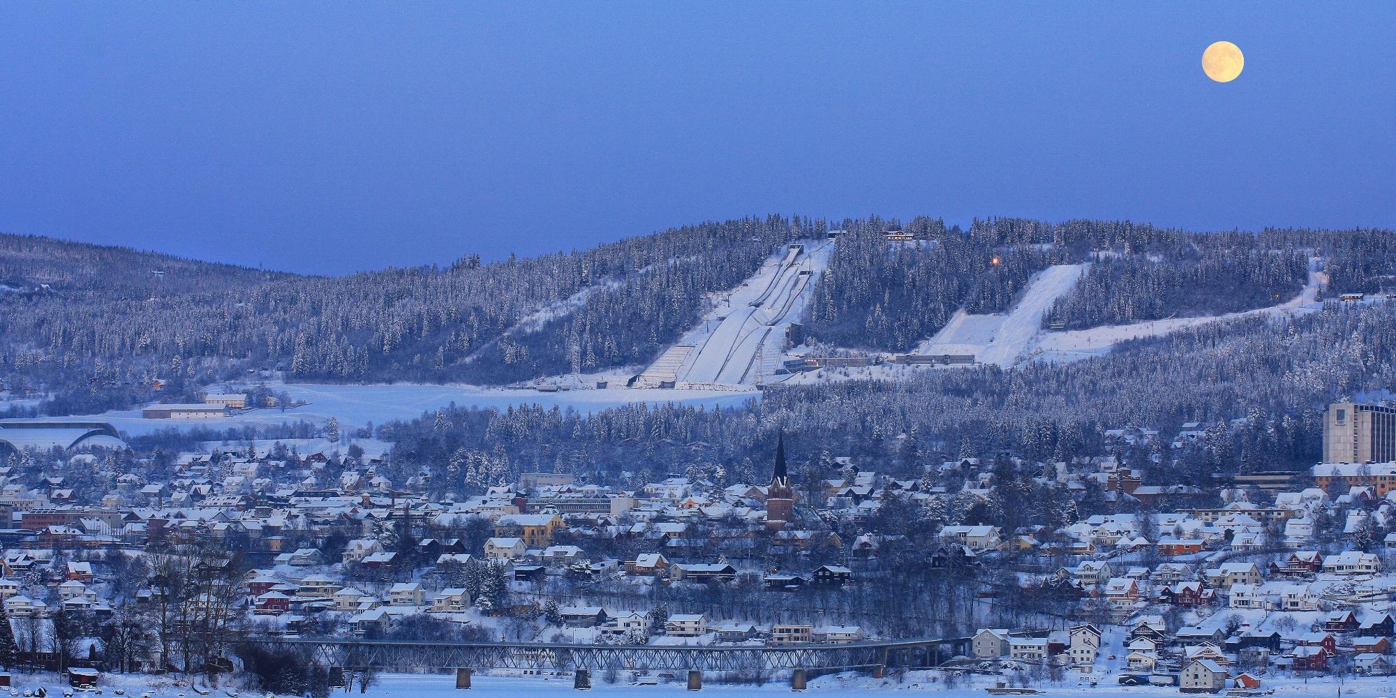 Die Region Lillehammer in Norwegen | Skifahren mit Olympia-Feeling