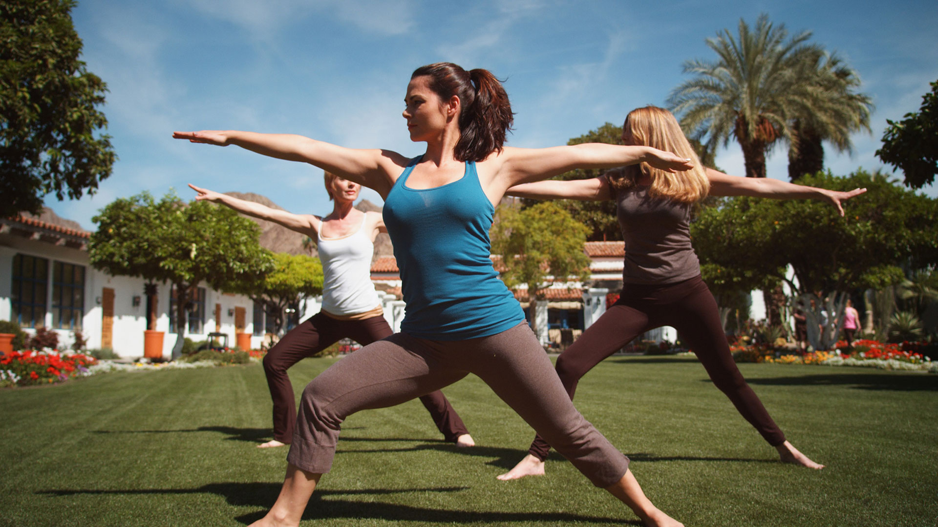 stretch out with yoga in greater palm springs