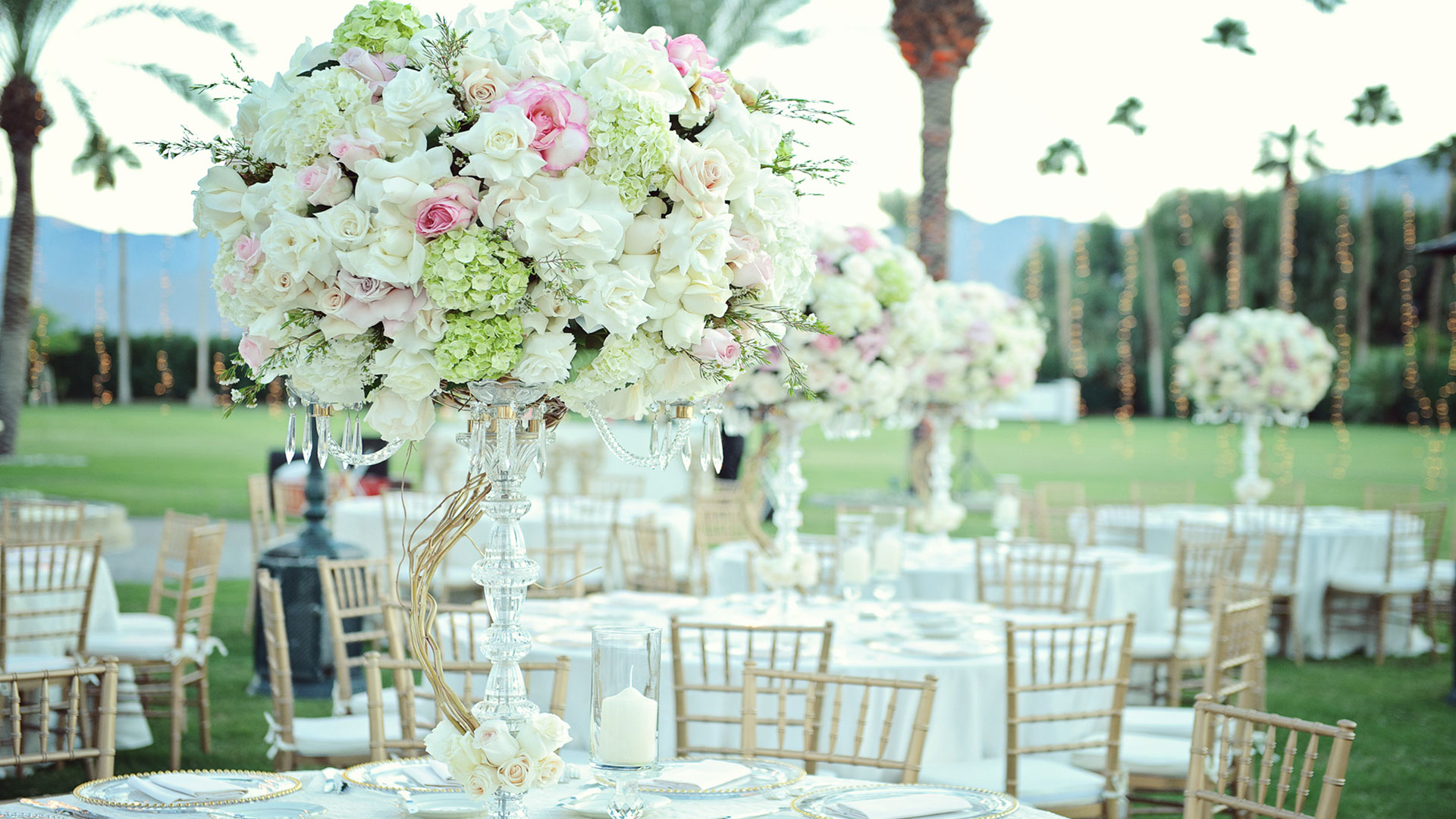 Spectacular Wedding Venues in Greater Palm Springs