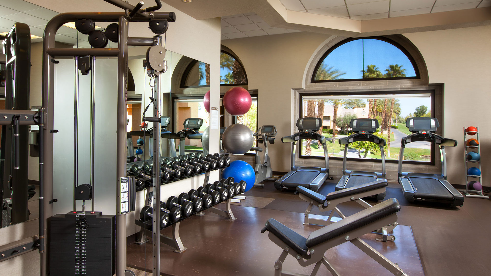 westin mission hills fitness center