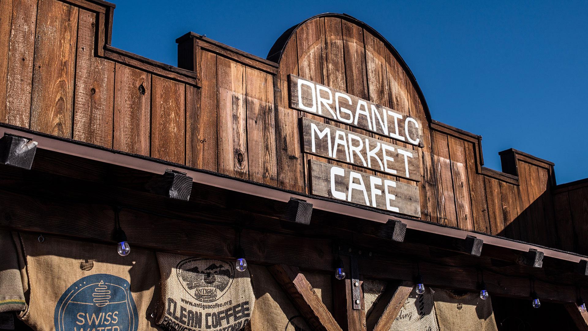 organic market cafe
