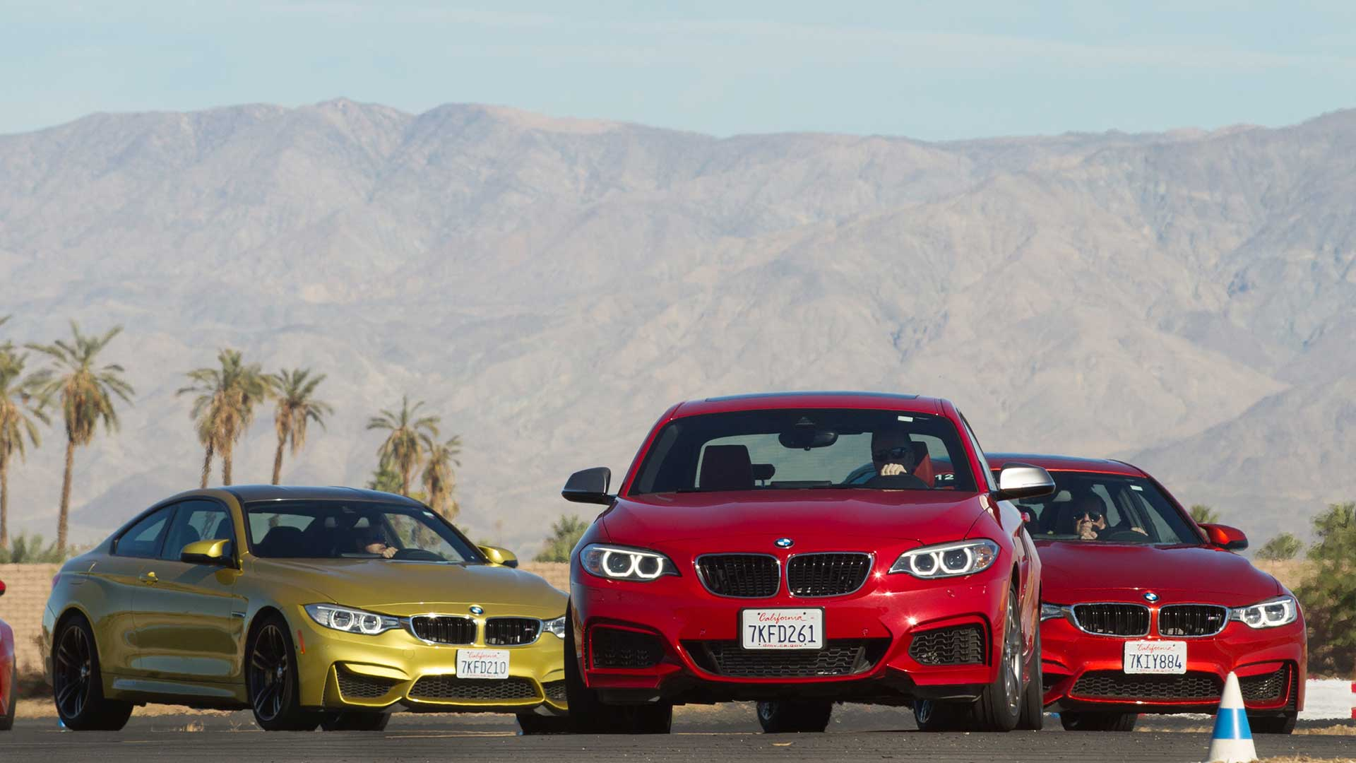 bmw performance driving school west