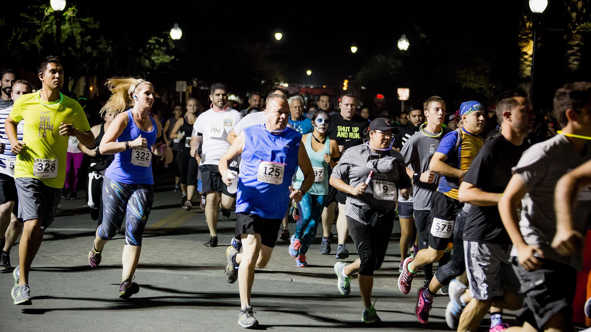 run with los muertos