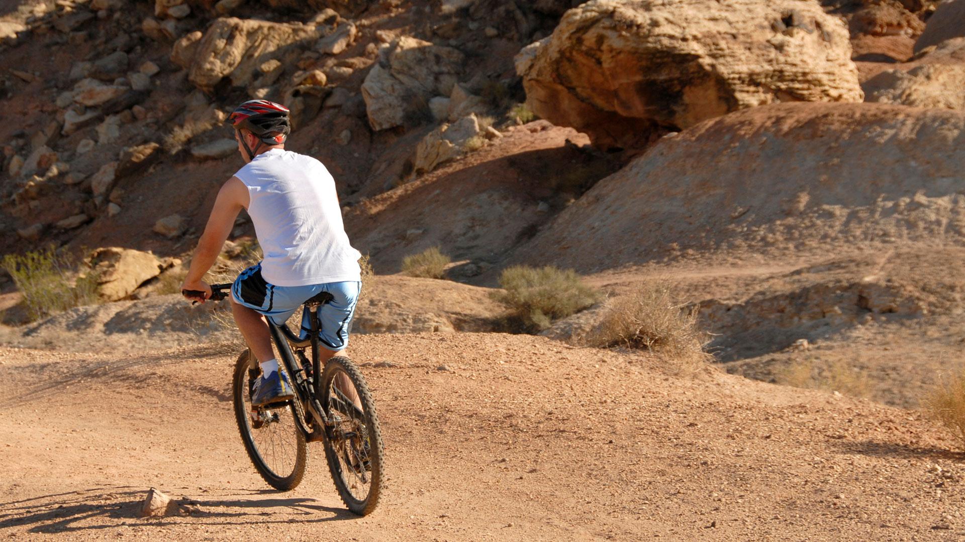 mountain biking in greater palm springs