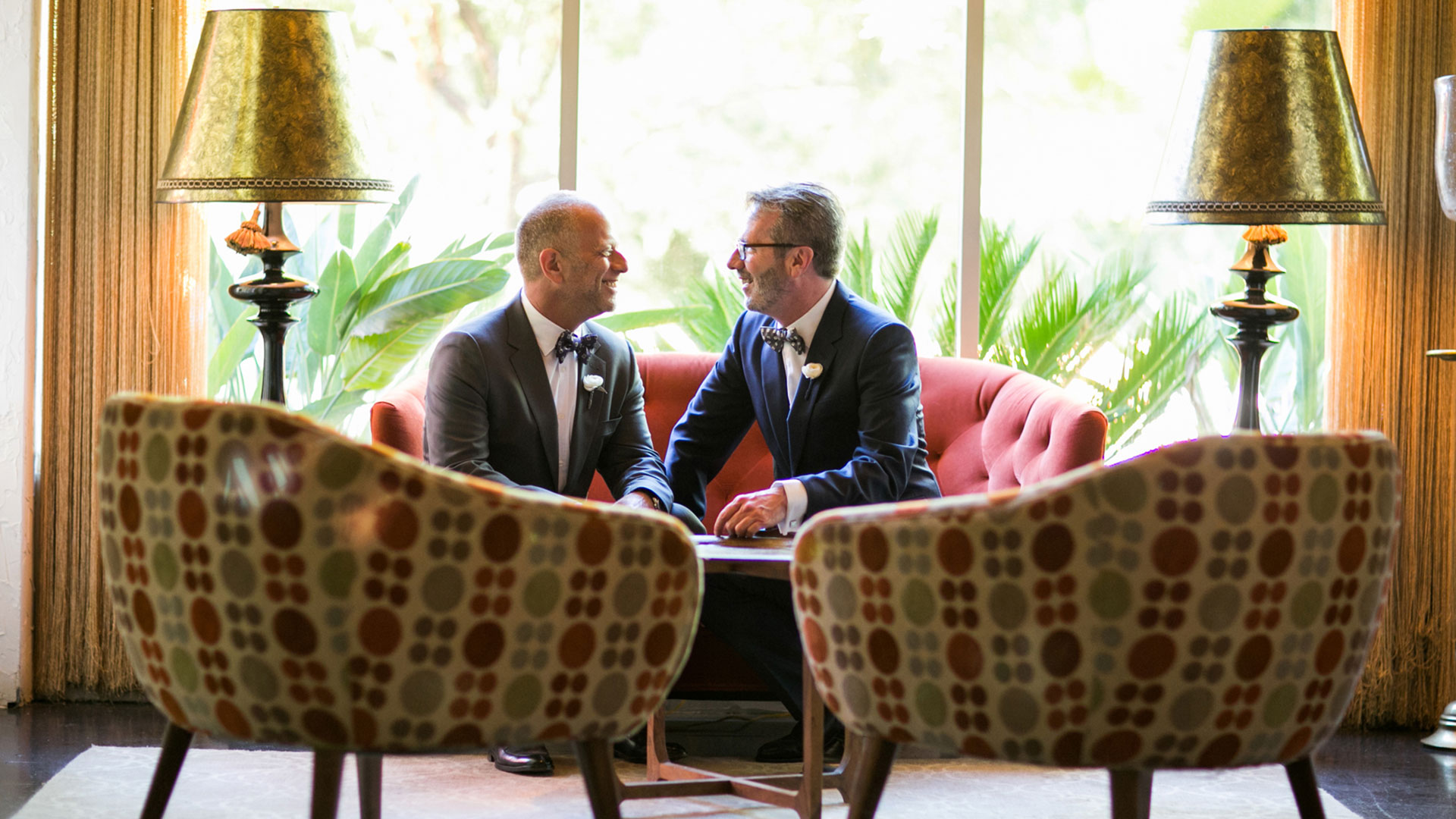 lgbt wedding in palm springs