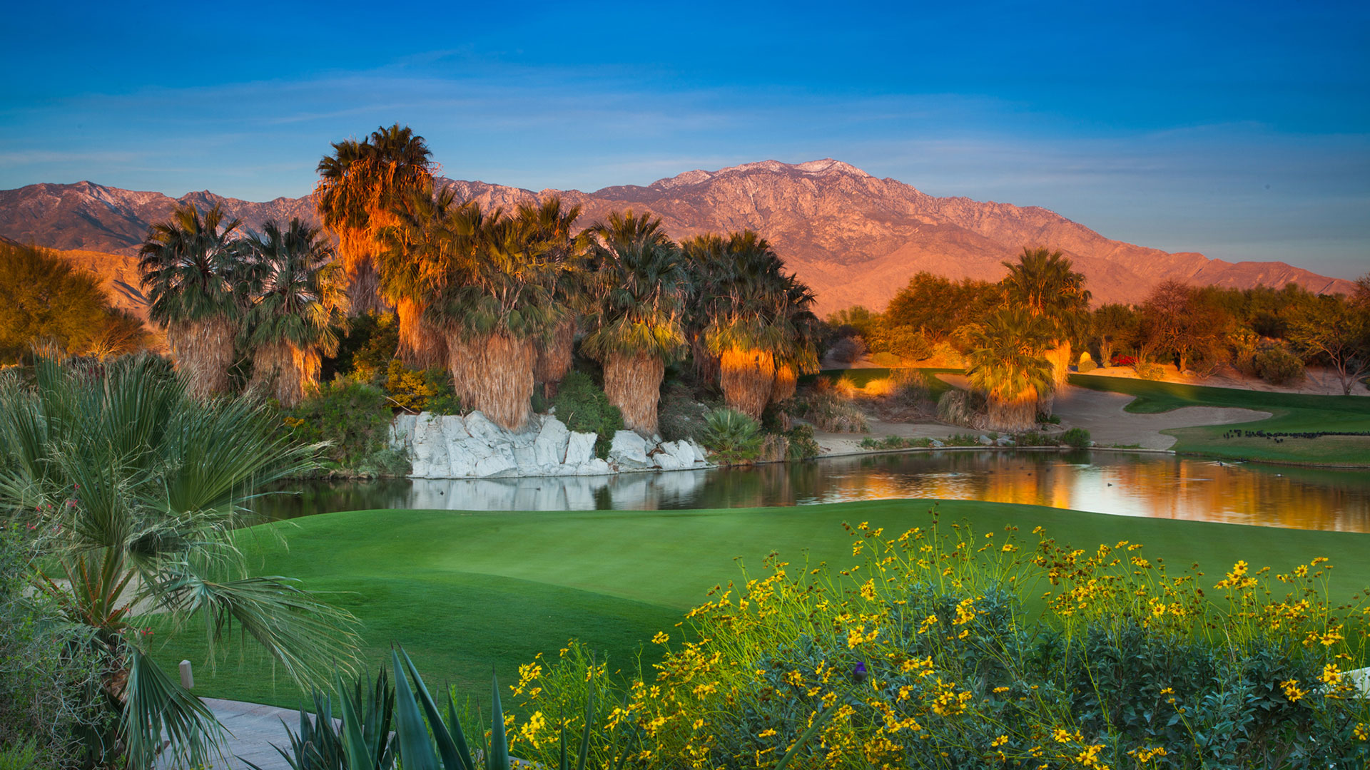 firecliff course at desert willow golf resort