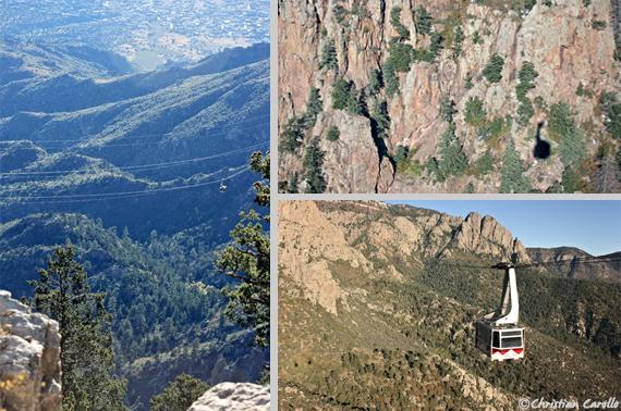 Sandia Peak Aerial Tramway - Christian Carollo