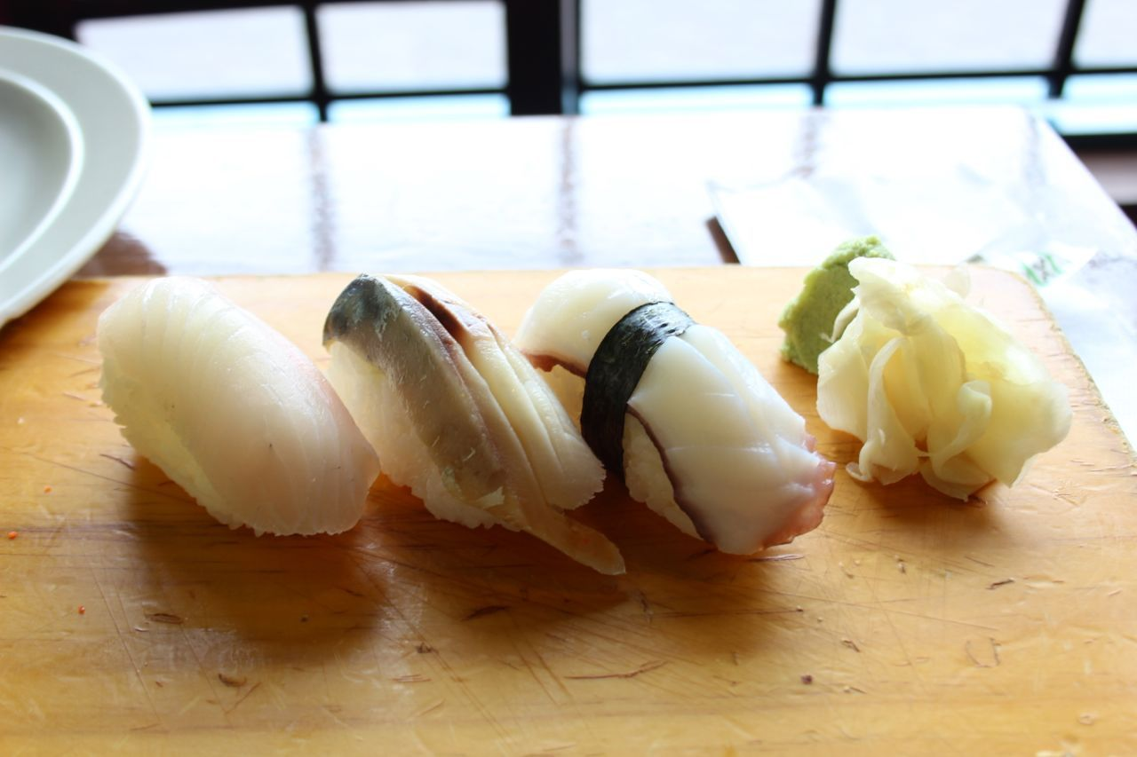 nigiri at Osaka Today
