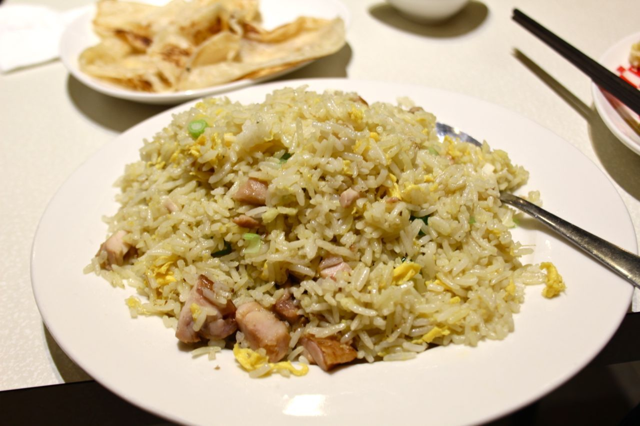 fried rice at Le Riz